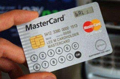 国外信用卡收款码,visa国际信用卡取现方法推荐