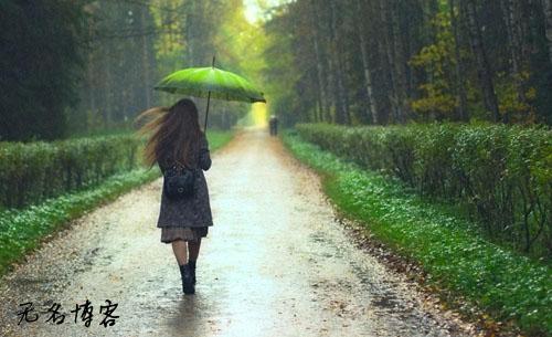人生没有白走的路,每一步都算数